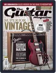 Guitar (Digital) Subscription October 1st, 2018 Issue