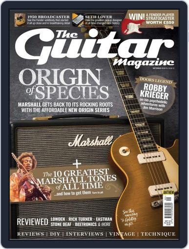 Guitar September 1st, 2018 Digital Back Issue Cover