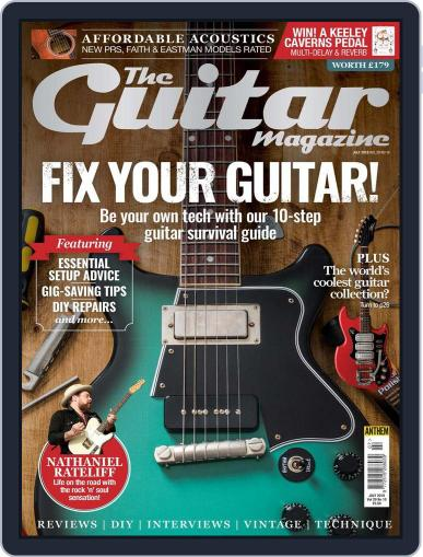 Guitar (Digital) July 1st, 2018 Issue Cover