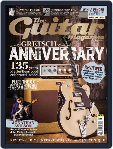 Guitar June 1st, 2018 Digital Back Issue Cover