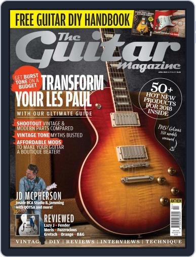 Guitar (Digital) April 1st, 2018 Issue Cover