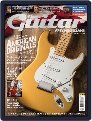 Guitar (Digital) March 1st, 2018 Issue Cover