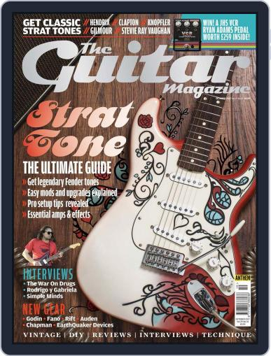 Guitar (Digital) October 1st, 2017 Issue Cover