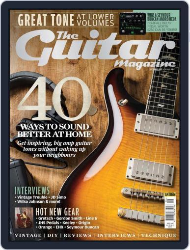 Guitar (Digital) September 1st, 2017 Issue Cover
