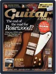 Guitar (Digital) Subscription April 1st, 2017 Issue