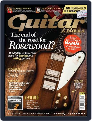 Guitar (Digital) April 1st, 2017 Issue Cover