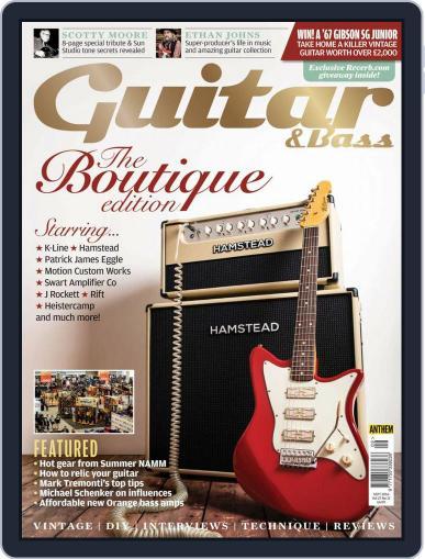 Guitar (Digital) September 1st, 2016 Issue Cover