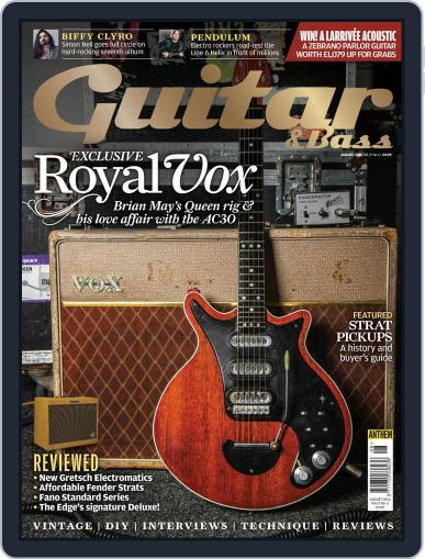 Guitar (Digital) July 1st, 2016 Issue Cover
