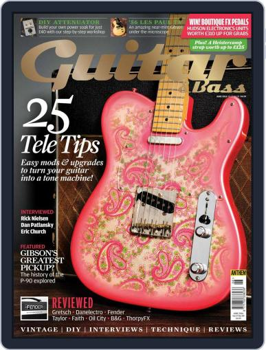 Guitar (Digital) May 6th, 2016 Issue Cover