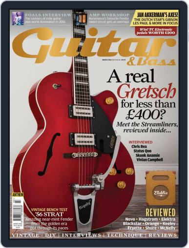 Guitar (Digital) February 5th, 2016 Issue Cover
