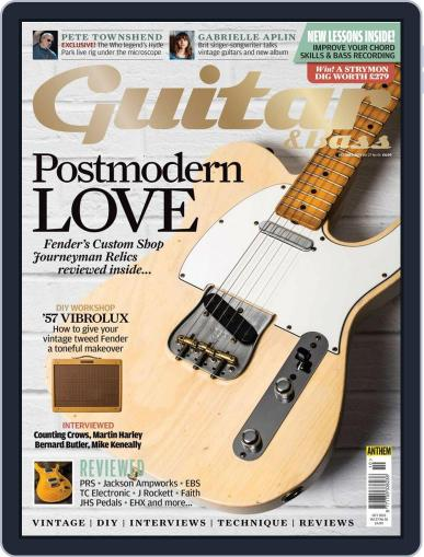 Guitar (Digital) October 1st, 2015 Issue Cover