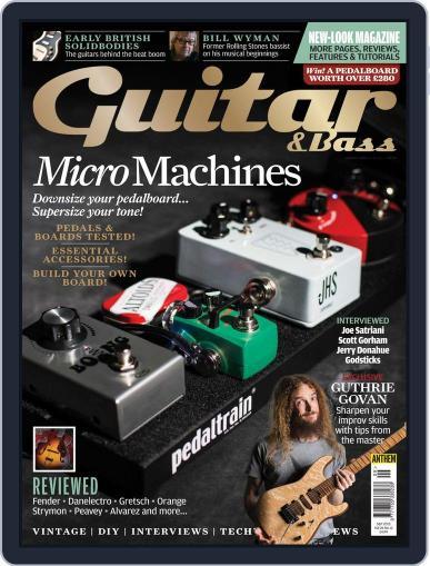 Guitar (Digital) September 1st, 2015 Issue Cover