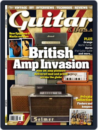 Guitar (Digital) January 1st, 2015 Issue Cover