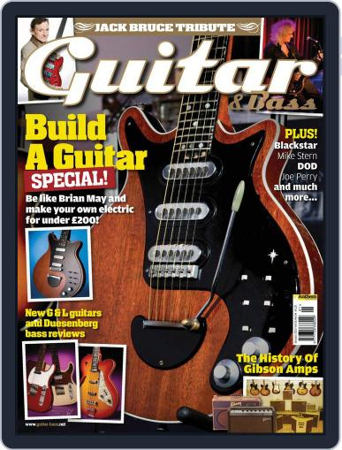 Guitar December 8th, 2014 Digital Back Issue Cover