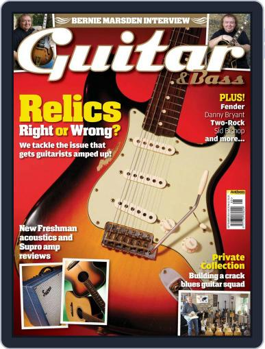 Guitar (Digital) August 8th, 2014 Issue Cover