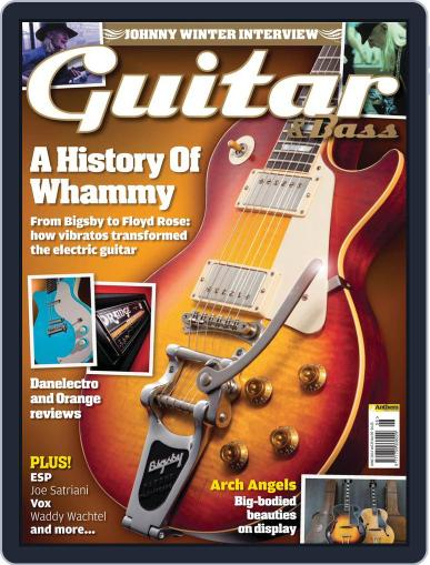 Guitar June 12th, 2014 Digital Back Issue Cover