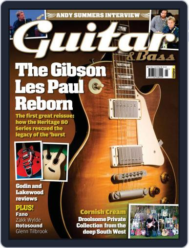 Guitar May 1st, 2014 Digital Back Issue Cover