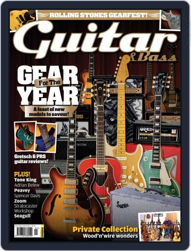 Guitar (Digital) March 7th, 2014 Issue Cover