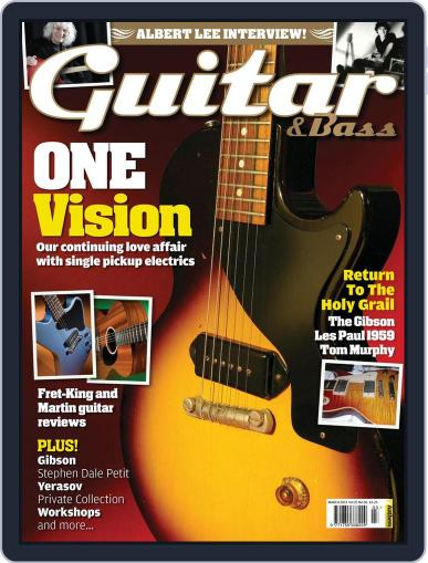 Guitar February 12th, 2014 Digital Back Issue Cover