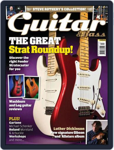 Guitar January 13th, 2014 Digital Back Issue Cover