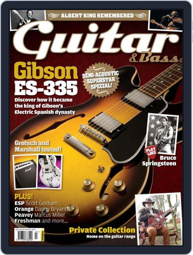 Guitar (Digital) June 13th, 2013 Issue Cover