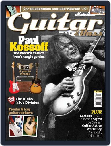 Guitar (Digital) May 3rd, 2013 Issue Cover