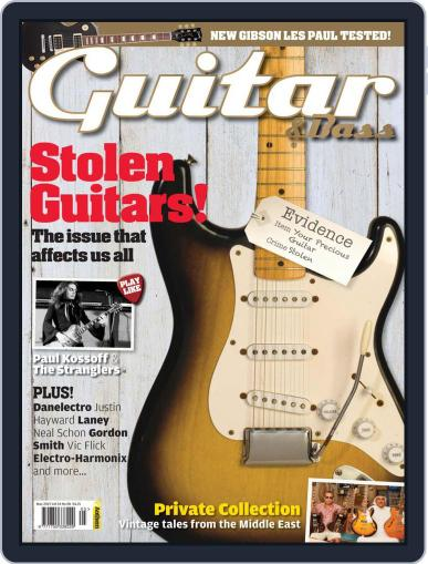 Guitar (Digital) April 4th, 2013 Issue Cover