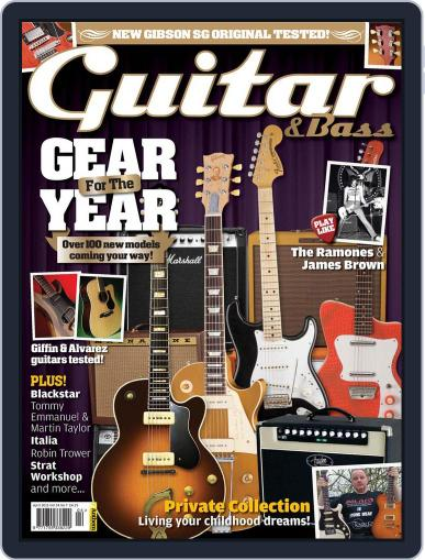 Guitar (Digital) March 13th, 2013 Issue Cover
