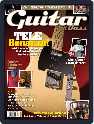 Guitar January 31st, 2013 Digital Back Issue Cover