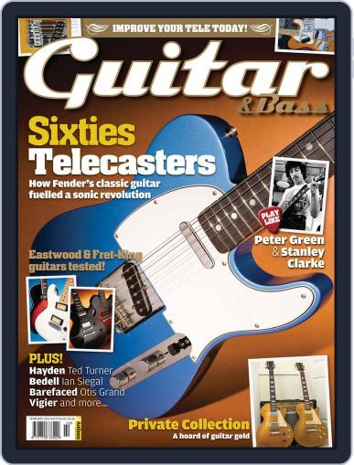 Guitar (Digital) January 11th, 2013 Issue Cover