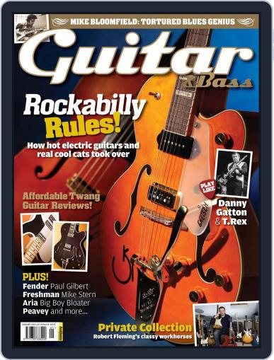Guitar (Digital) December 6th, 2012 Issue Cover