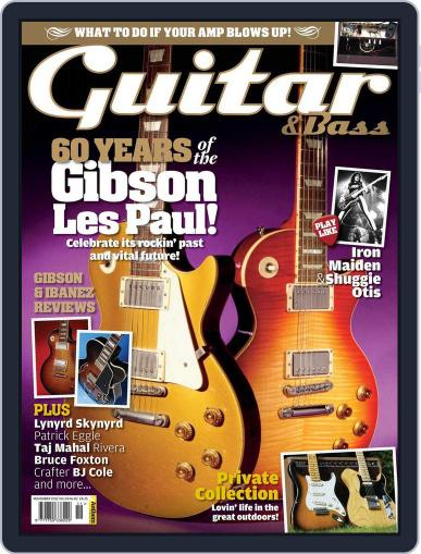 Guitar (Digital) October 22nd, 2012 Issue Cover