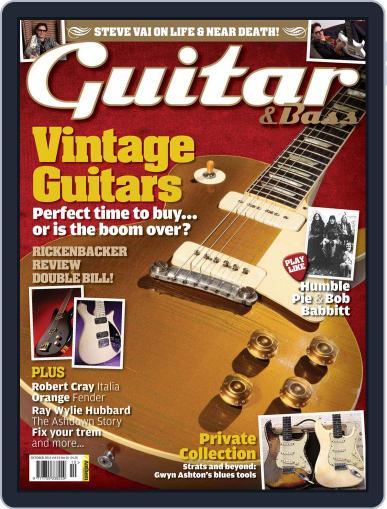 Guitar (Digital) September 6th, 2012 Issue Cover