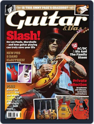 Guitar (Digital) August 2nd, 2012 Issue Cover