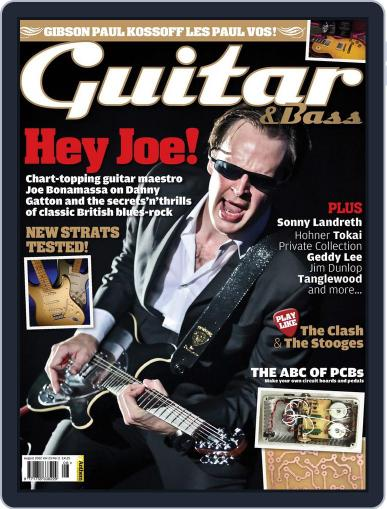 Guitar (Digital) July 6th, 2012 Issue Cover