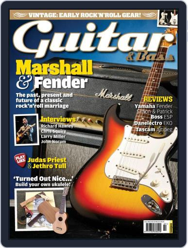 Guitar (Digital) June 7th, 2012 Issue Cover