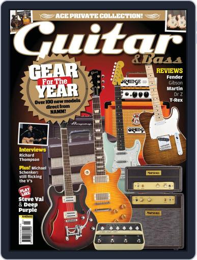 Guitar (Digital) March 7th, 2012 Issue Cover