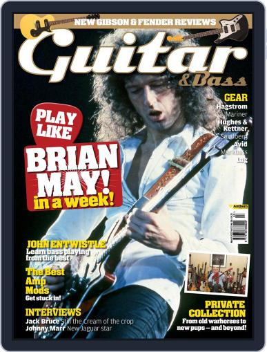 Guitar (Digital) February 2nd, 2012 Issue Cover