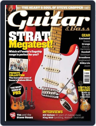 Guitar (Digital) December 20th, 2011 Issue Cover