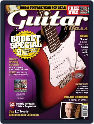 Guitar (Digital) August 3rd, 2011 Issue Cover