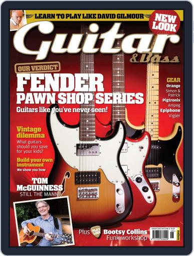 Guitar (Digital) July 11th, 2011 Issue Cover