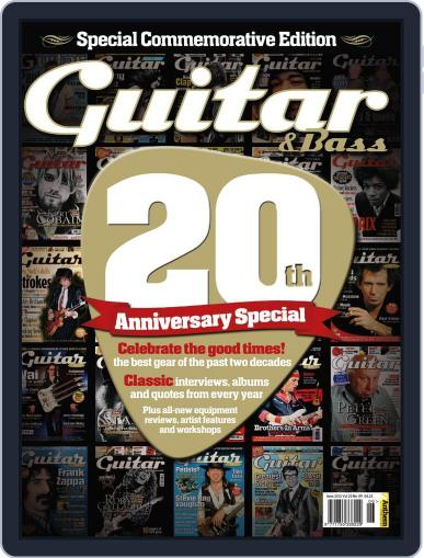 Guitar May 9th, 2011 Digital Back Issue Cover