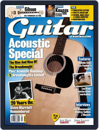 Guitar (Digital) April 5th, 2011 Issue Cover