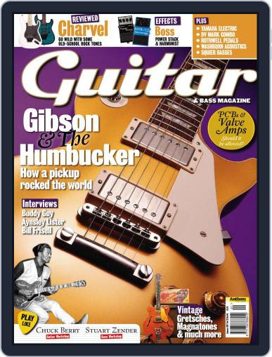 Guitar (Digital) January 3rd, 2011 Issue Cover