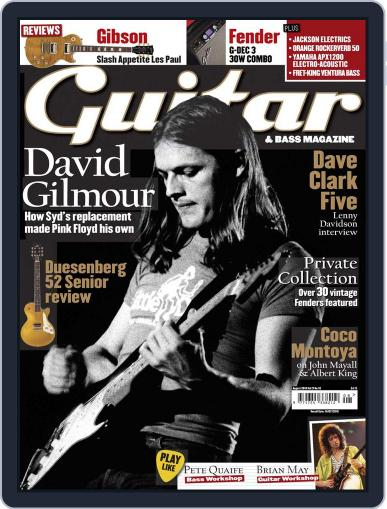 Guitar (Digital) June 11th, 2010 Issue Cover