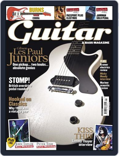 Guitar (Digital) May 7th, 2010 Issue Cover