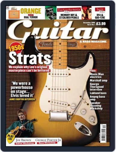 Guitar (Digital) November 2nd, 2009 Issue Cover