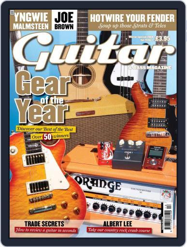 Guitar November 5th, 2008 Digital Back Issue Cover