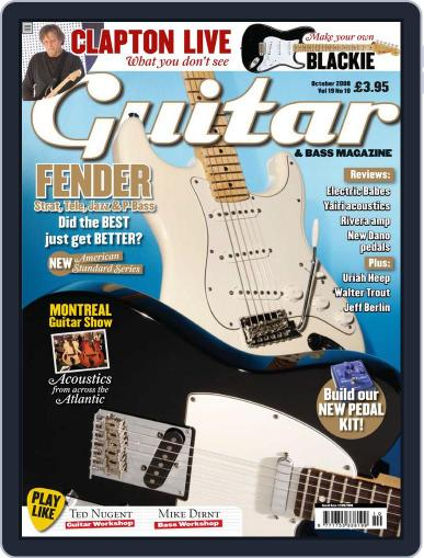 Guitar (Digital) August 14th, 2008 Issue Cover