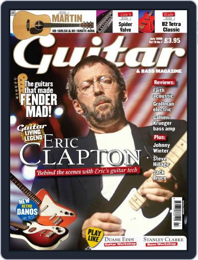Guitar (Digital) May 22nd, 2008 Issue Cover